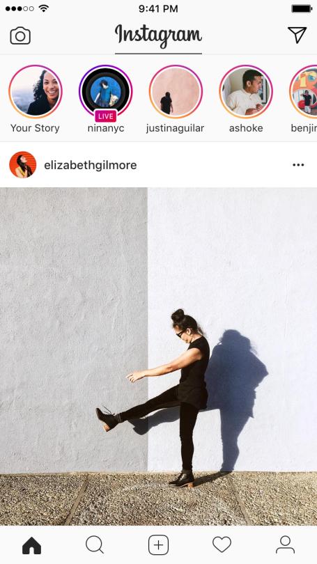 Alle Live Streams op Instagram