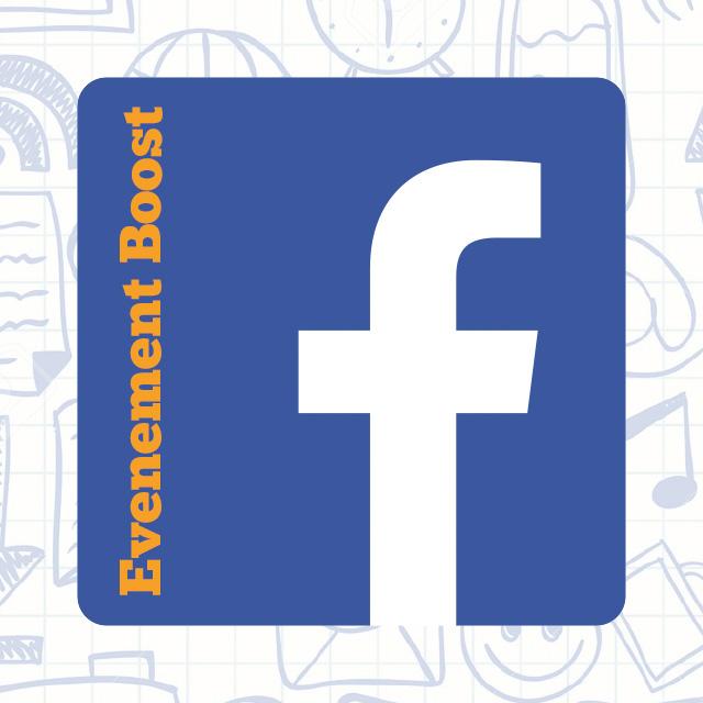 Facebook Evenement Promotie