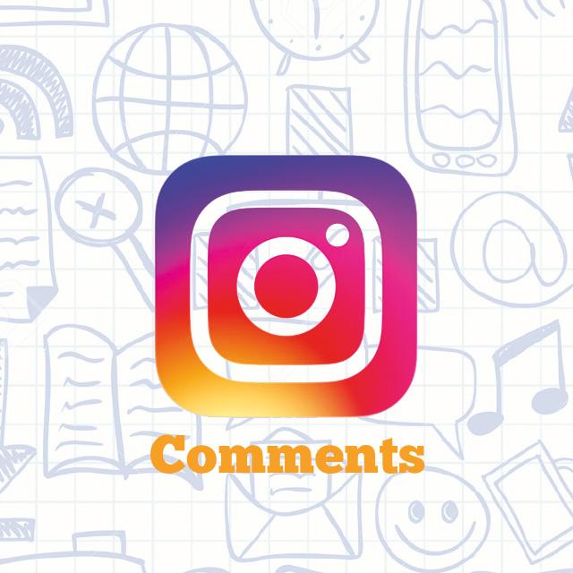 Instagram Comments Kopen