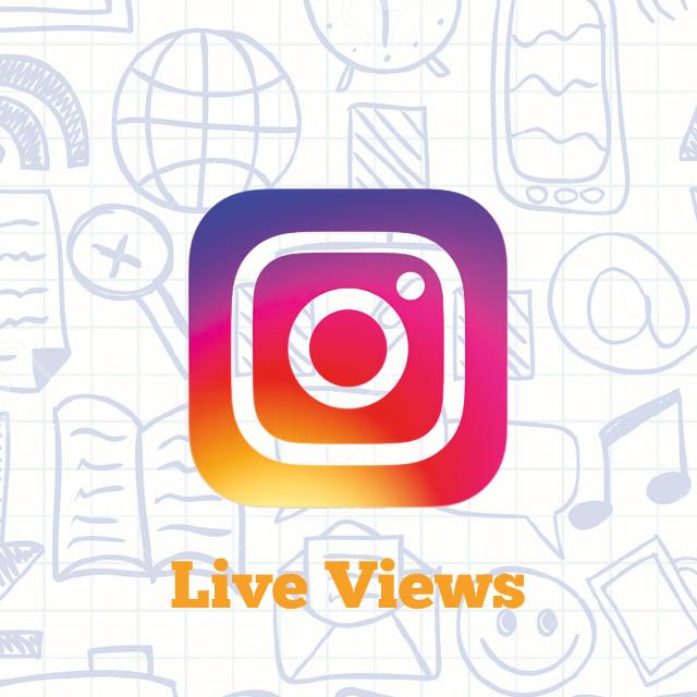 Instagram Live Views Kopen
